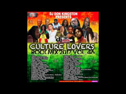 Dj Don Kingston Culture Lover's Rock Mix 2017 Vol. 46