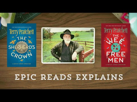 Epic Reads Explains | Discworld by Terry Pratchett | Book Trailer