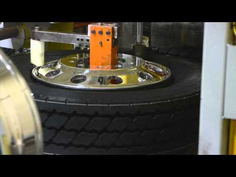 Tire Assembly Machine | Ultimation - Columbus Ohio