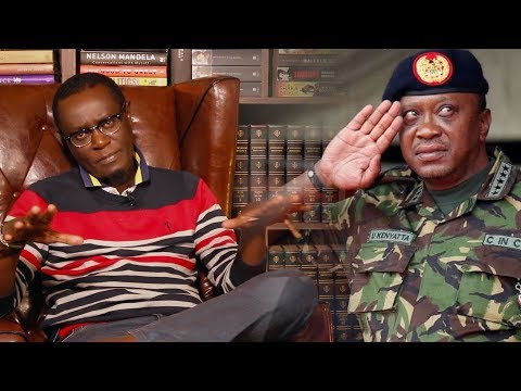 Letter to Raila: Will a Rogue KDF Install Him?
