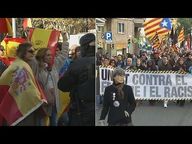 Право на независимость: жители Каталонии разделились