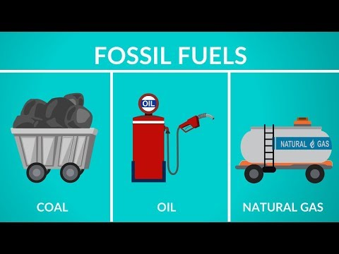 Fossil Fuels  | Types and Formation | Video for Kids