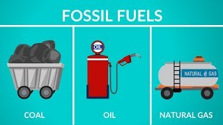 Fossil Fuels    Types and Formation   Video for Kids