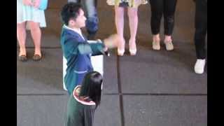 Chilam Cheung & Francis Ng - Gangnam Style