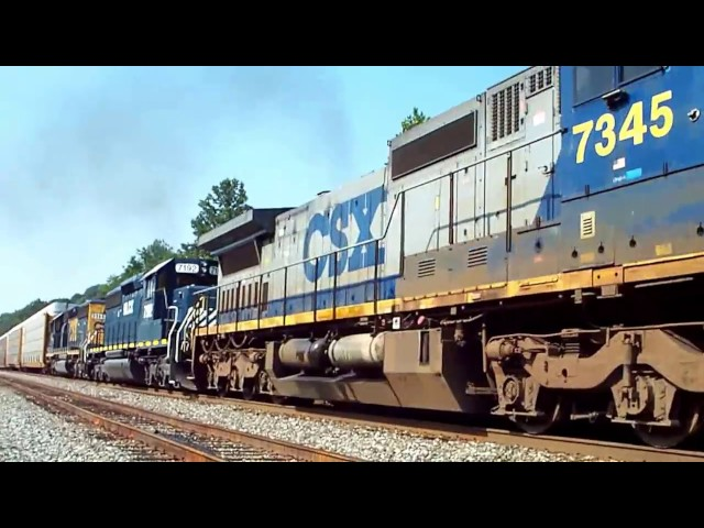 CSX Q216-02 video Travel Video
