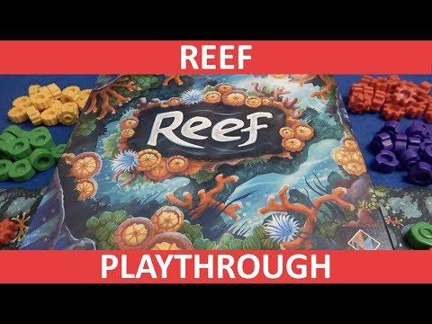 Reef  Playthrough  slickerdrips