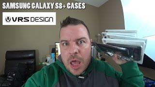 Samsung Galaxy S8 Plus Cases   VRS Design Cases