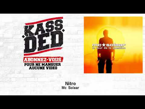 MC Solaar - Nitro