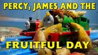 Tomy Percy, James & The Fruitful Day US
