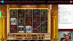Online Casino Action!!