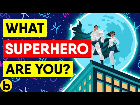 Which Superhero Are You Based On Your Zodiac Sign
