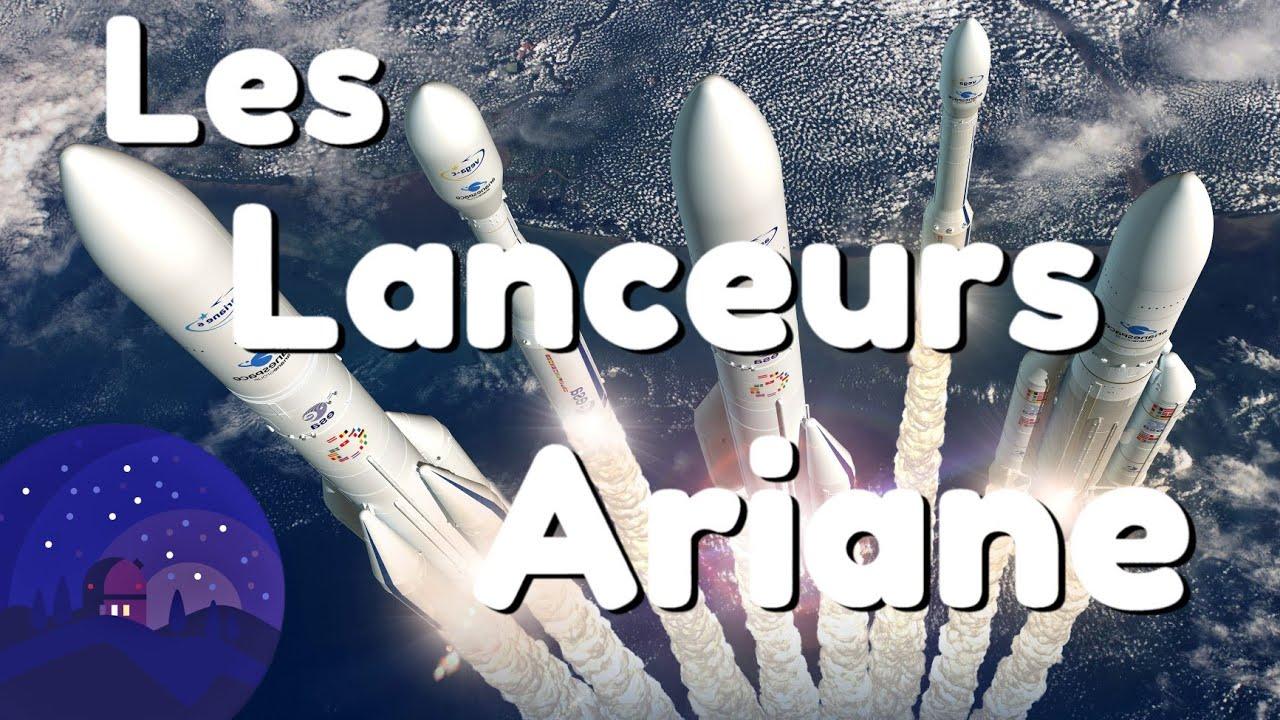 Ariane, le fil de l'Europe Spatiale #1