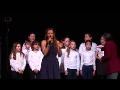 Caroline Portu / Hallelujah - BC Acoustics - St. Columbkille Choir