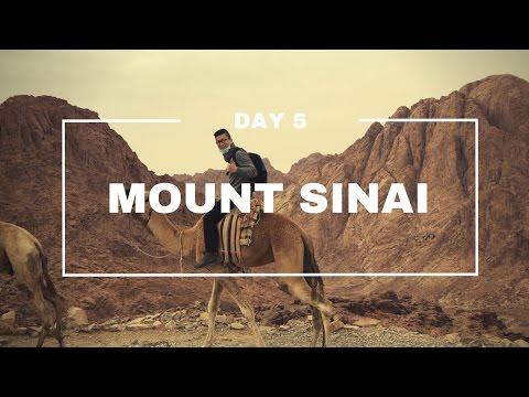 Holyland Trip Vlog - Day 5 - MOUNT SINAI, EGYPT (EP 05)