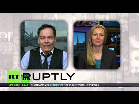 USA: Whistleblower berates JP Morgan in 'Keiser Report' interview