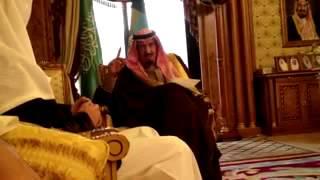 تصوير الأمير سلمان دون علمه