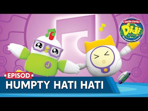 Cerita-Cerita Didi & Friends Mengembara Bersama | Humpty Hati-Hati