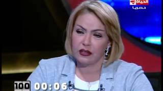 بالفيديو| لوسي: لو كان الأمر بيدي لأفرجت عن مبارك