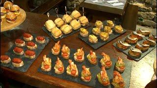 Les pinxtos, délicieuses tapas basques - Météo à la carte