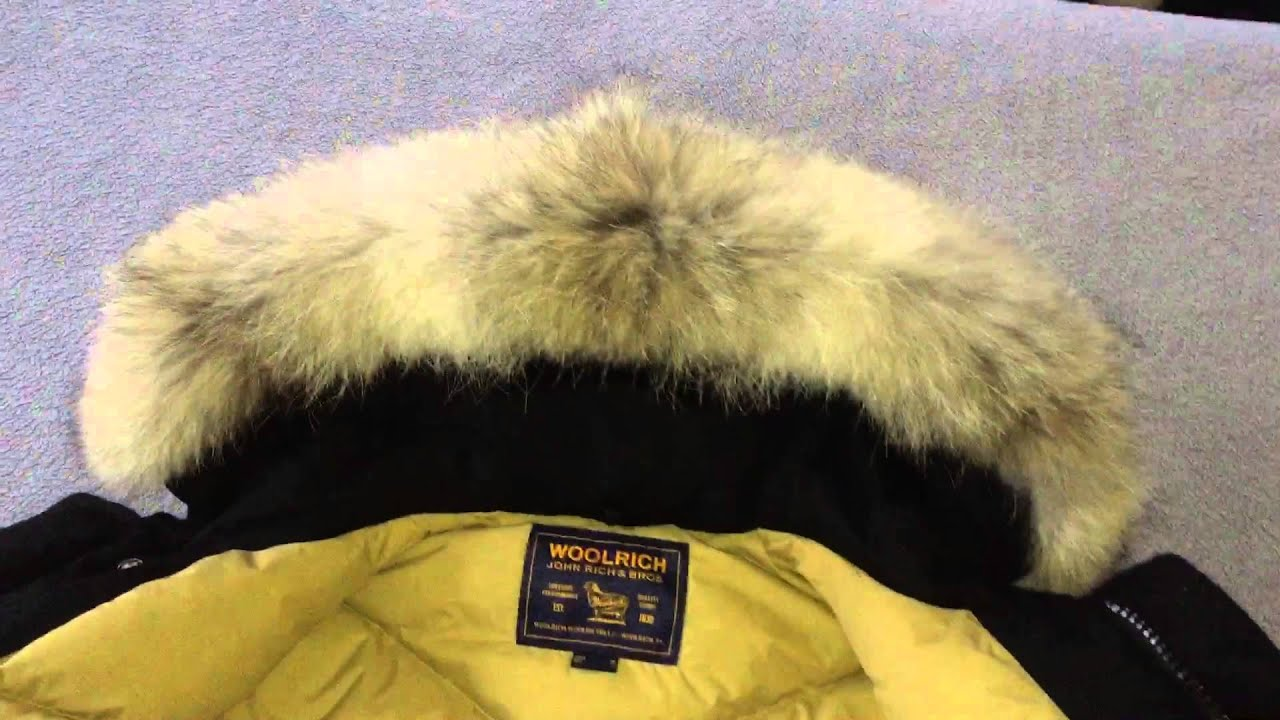 pretty nice 13530 03edc Woolrich Arctic Parka DF Review Deutsch