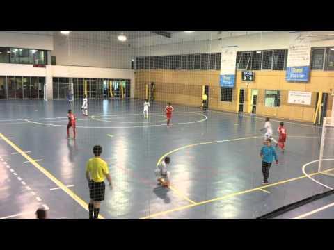 U12 Boys SA v Solomon Islands Second Half
