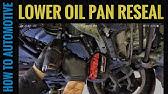 Mercedes oil pump - YouTube