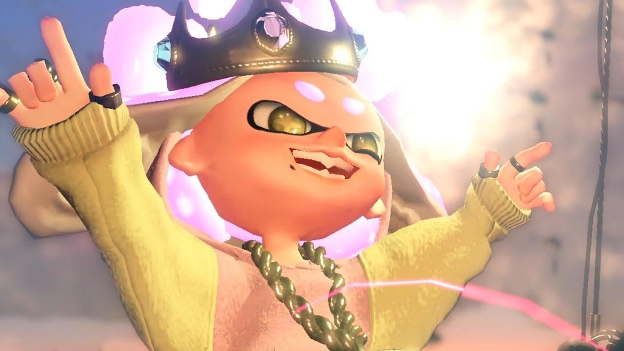 Splatoon 2 Octo Expansion - Final Boss + Ending