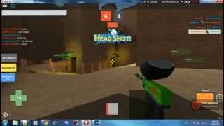 Invisible Hack on Roblox Mad Paintball