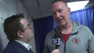 Chris Mullin Talks St. John's in NCAA Tournament