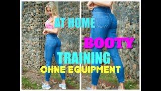 Sexy po - mein booty training ohne gym   ohne gewichte   schnell & effektiv zu hause