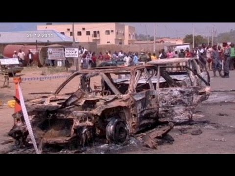 Blasts in Nigeria following Christmas Day bombings