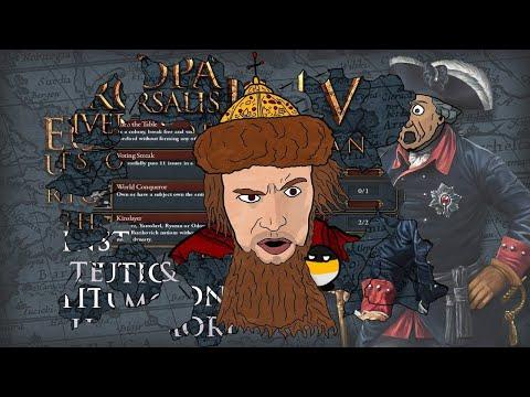 Мод Про Россию  ☮ Europa Universalis 4