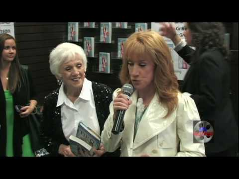 Kathy & Maggie Griffin  book signing