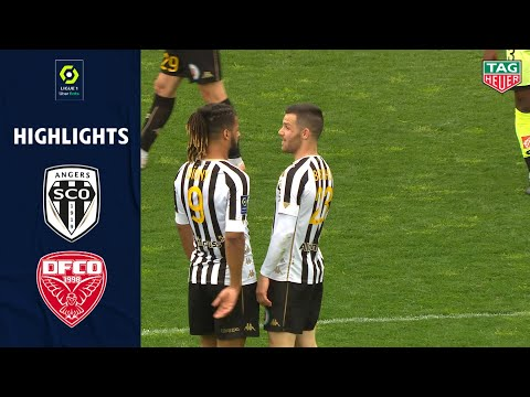 Angers Dijon Goals And Highlights