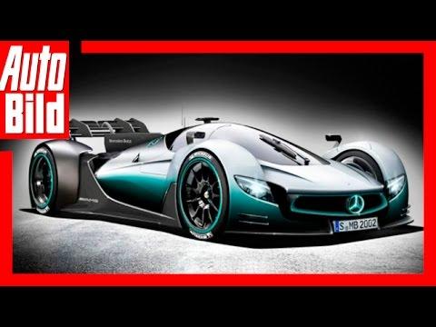 Zukunftsvision Mercedes Amg Hypercar Mit