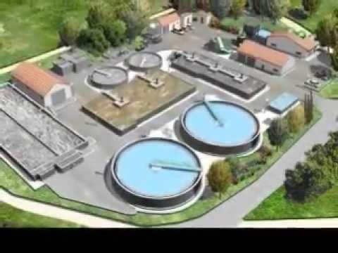 Agua y tratamiento de aguas residuales youtube - Tratamiento del agua ...