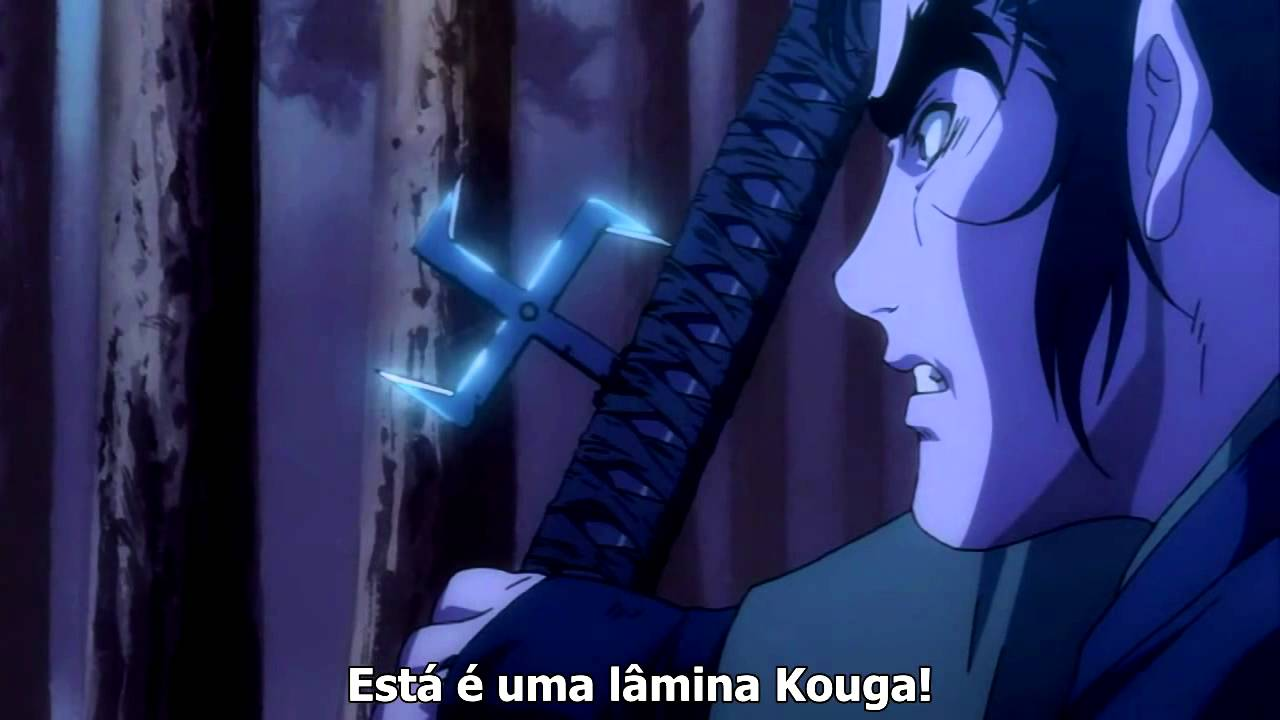 anime basilisk legendado