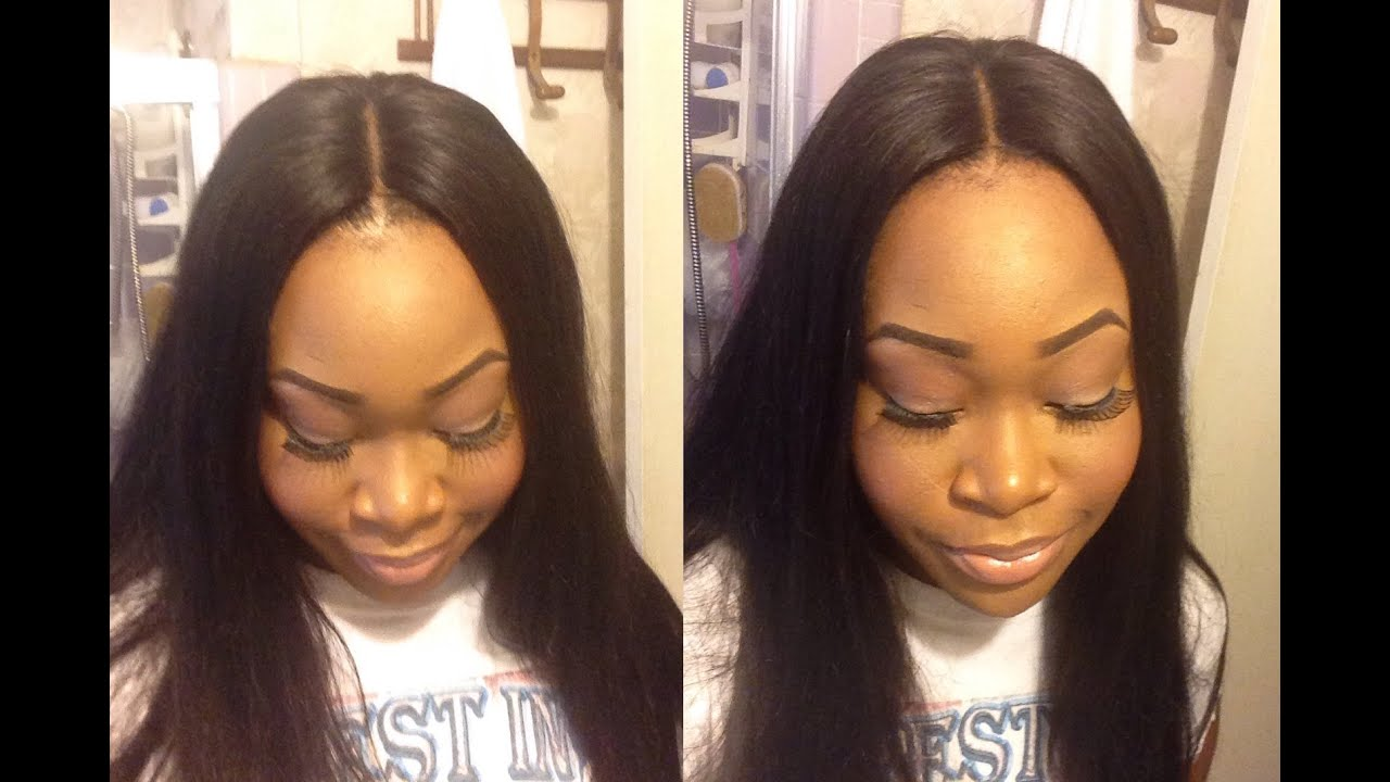 Buy Straight Brazilian hair with closure pictures trends