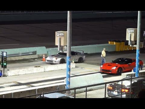 Supra vs C7 Fast Lane Friday + others