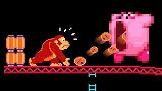 Kirby vs Donkey Kong