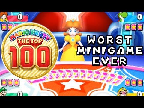 Unluckiest Mario Party: The Top 100 Losing Streak