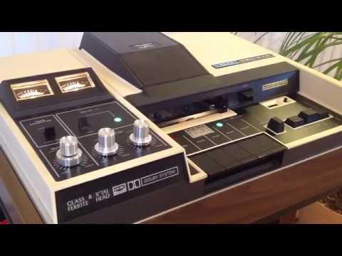 Akai GXC 65D Compact Cassette Recorder