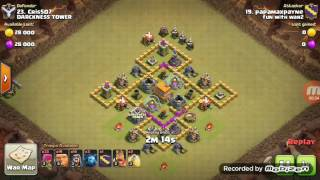Best way to KILL cc Valkyrie for all TH levels | Clash of Clans