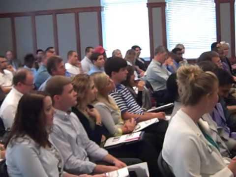 Bristol TN/VA Entrepreneur Express, September 17, King College, Bristol, TN