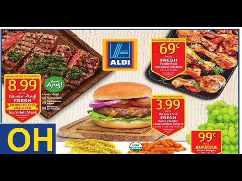 Aldi Weekly Ad Zanesville Oh For This Week To 8/19 2017 Ohio
