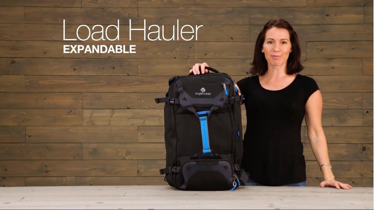 EAGLE CREEK Load Hauler EXPANDABLE Duffel Bag