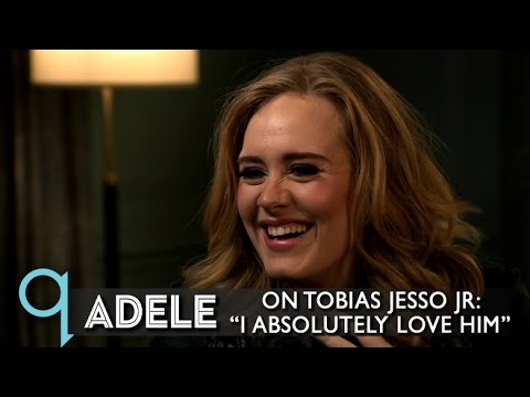 "Adele on Tobias Jesso Jr. - ""I Absolutely Loved Him"""