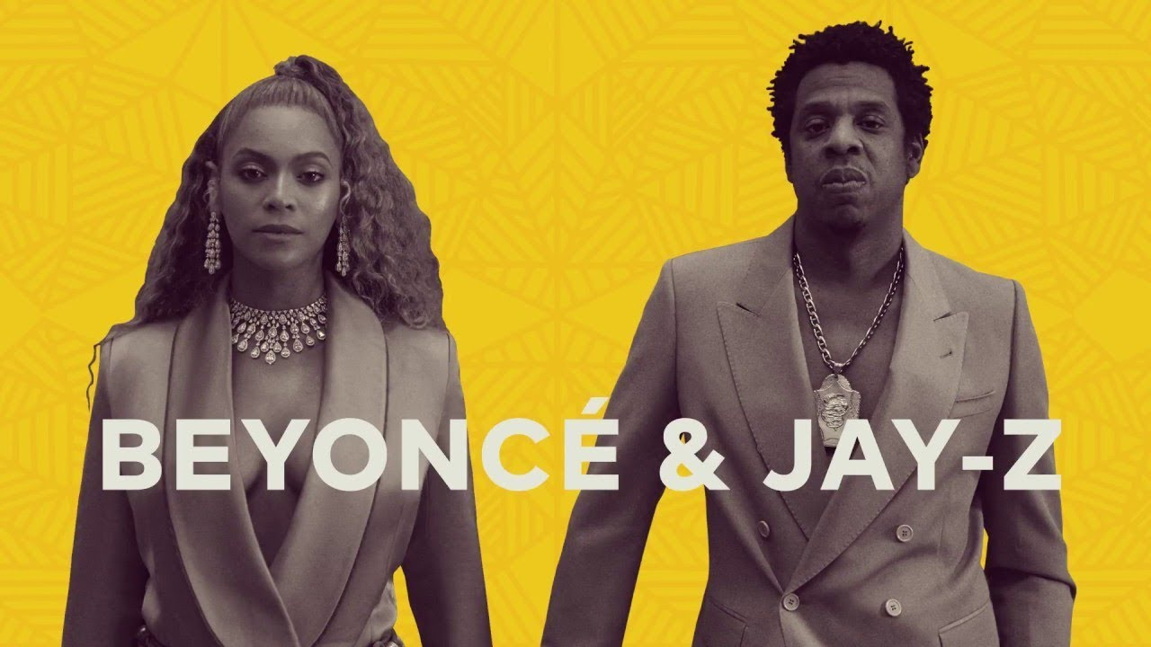 The Carters 03 Bonnie Clyde Global Citizen 2018 Audio Youtube