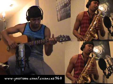 Blink-182 - Always - Alto Saxophone and Acoustic Guitar