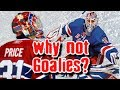 NHL/Why Can't Goalies Be Captain?